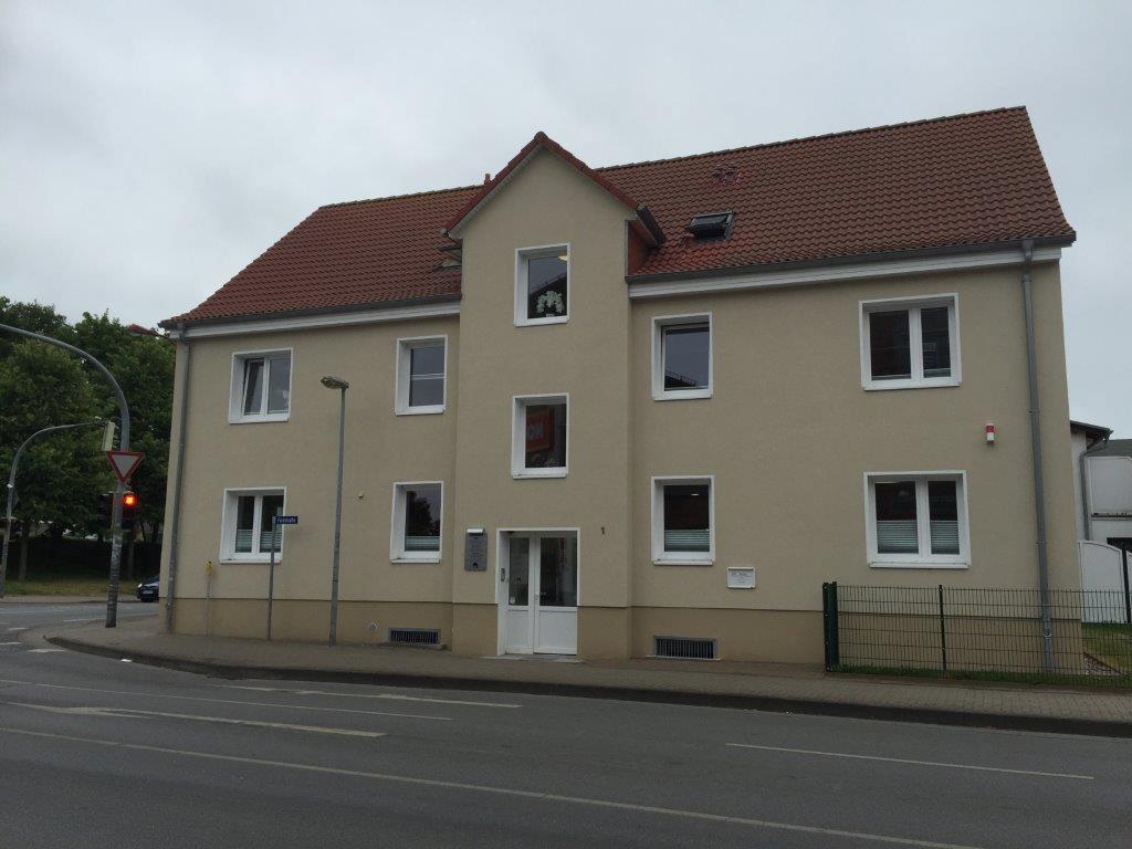 Haussanierung in Bergen auf Rügen von der Rast Bau GmbH