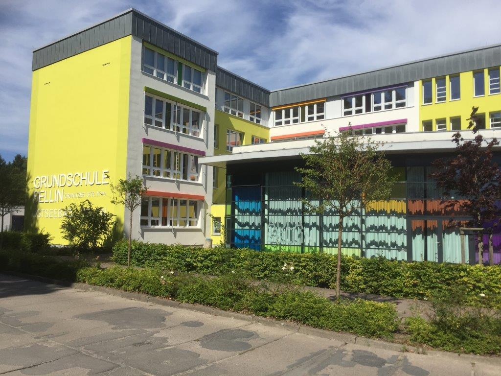 Grundschule im Ostseebad Sellin auf Rügen saniert von der Rastbau GmbH