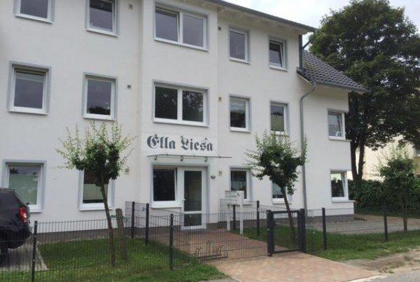 Im Ostseebad Sellin auf Rügen Schlüsselfertigbau: Ella-Liesa