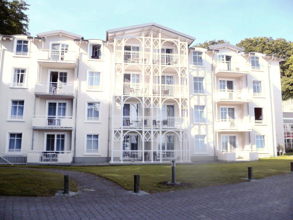 Haus bauen auf Rügen - Hotel Bernstein an der Ostsee