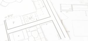 Hausbau in Sellin auf Rügen mit der Baufirma Rast Bau: Blaupause für Einfamilienhaus